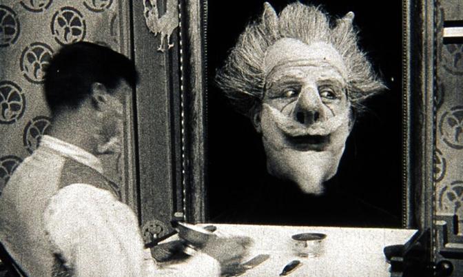Ah! La Barba (1905), Segundo de Chomón