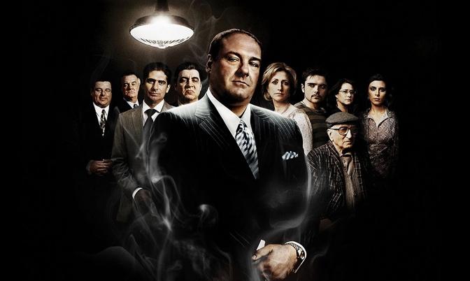 Imatge promocional de Los Sopranos