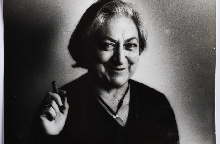 Maria Aurèlia Capmany © Fons Universitat de Tarragona