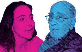 Sílvia Ferrando i JA Codina