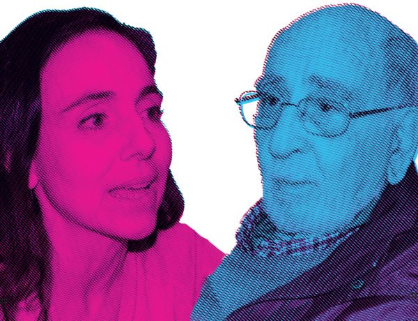 Diàleg: Josep Anton Codina amb Sílvia Ferrando