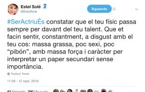 #seractriués d'Estel Solé