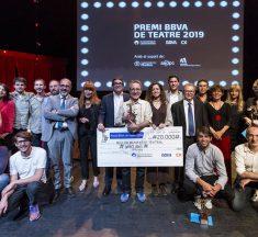 Obert el 20è Premi BBVA de Teatre, que incorpora la menció a la Millor Direcció