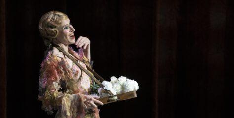 Chantal Aimée, al teatre i a la ficció sonora